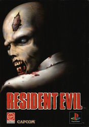 Resident Evil by Capcom for Playstation