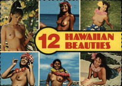 12 Hawaiian Beauties