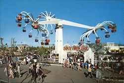 Marriott's Great America - Sky Whirl Ride
