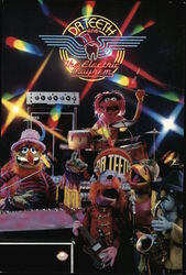 The Art of the Muppets: Dr. Teeth and the Electric Mayhem