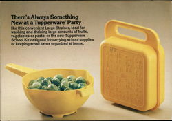 Tupperware Home Parties