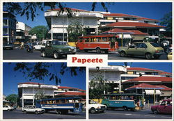 Greetings from Papeete