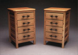 Nojo Design, Pair of Night Stands