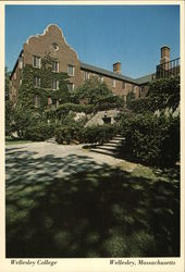 Munger Hall, Wellesley College