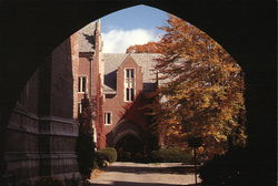 Wellesley College - Green Hall