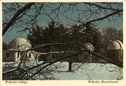 Wellesley College - The Whitin Observatory