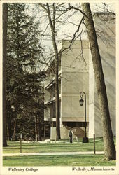 Wellesley College - Margaret Clapp Library