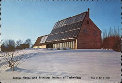 Rochester Institute of Technology - Energy House