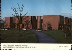 Rochester Institute of Technology - Max Lowenthal Memorial Building