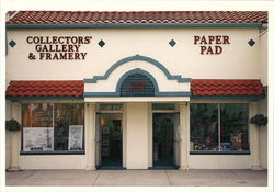 Collectors' Gallery and Paper Pad