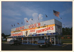 Hobo Joe's Discount Fireworks