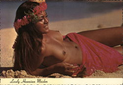 Hawaiian Maiden