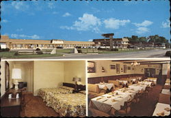 Coachman Inn Postcard