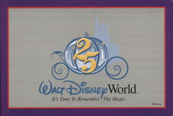 Walt Disney World 25th Anniversary