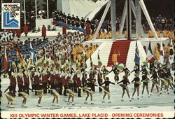 XIII Olympic Winter Games, Opening Ceremonies