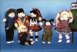 Amber Edition Original Cabbage Patch Kids