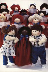 The newest Kids from the Cabbage Patch