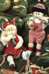 All Cabbage Patch Kids Love Summer.