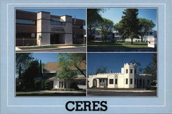 Views of Ceres
