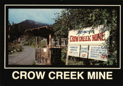 Crow Creek Mine Postcard