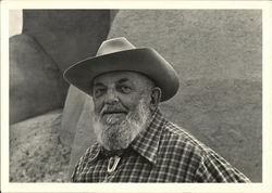 Beaumont Newhall by Ansel Adams