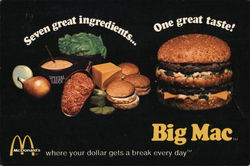 Buy One Get One Big Mac Coupon