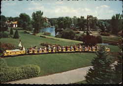Storybook Gardens - Miniature Train