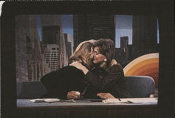 Jane Pauley and Deborah Norville Share an Intimate On Camera Moment