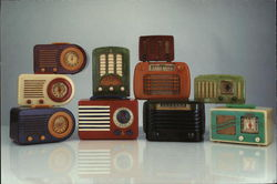 National Museum of American History - Radios