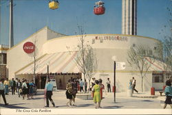 1968 World's Fair - Hemisfair - The Coca-Cola Pavilion