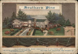 Southern Pine Home, Southern Pine Association