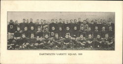 Dartmouth College - Varsity Squad 1909
