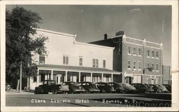 Clara Lincoln Hotel