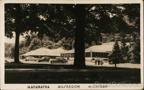 Marantha - Large Tent and Buildings Muskegon Michigan