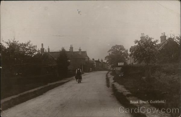 Brook Street Cuckfield England Sussex