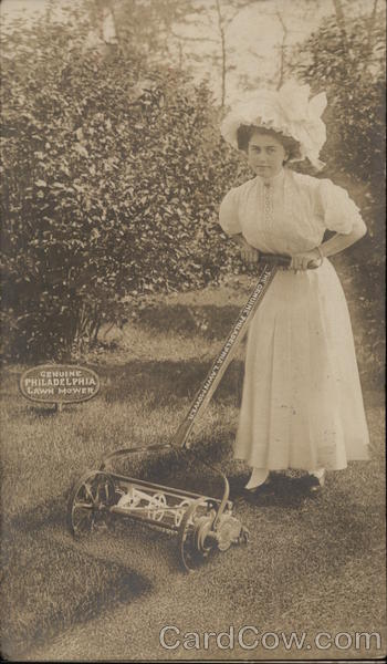 The Philadelphia Lawn Mower Co. Advertising