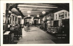 Pilot Butte Inn Postcard