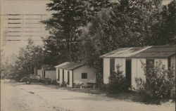 Cabins at Underwood
