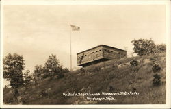 Historic Blockhouse Muskegon State Park