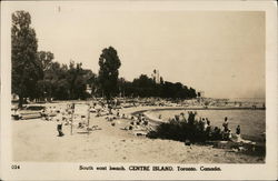 South East Beach, Centre Island