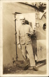 Sailor on Ship
