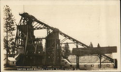 Empire Mine Gallows Frame