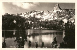 543 - Lake George, Mammoth Lakes Calif.