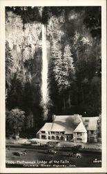 Multnomah Lodge at the Falls