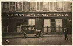 American Army & Navy YMCA