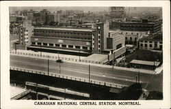 Canadian National Central Station