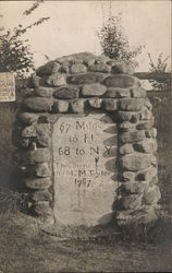 Mile Marker Monument, 1787