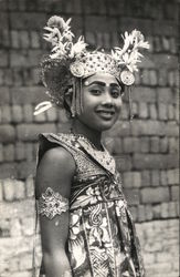 SE Asian Woman in Costume