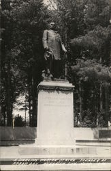J. Sterling Morton Statue - Founder of Arbor Day