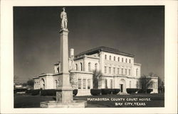 Matagorda County Court House